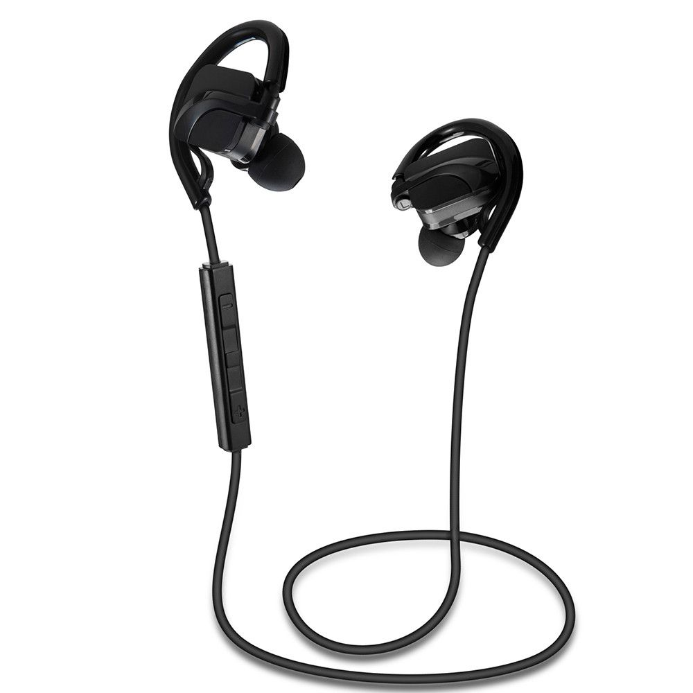 neworldline sports bluetooth headset wireless handsfree headset for voice command execution. Black Bedroom Furniture Sets. Home Design Ideas