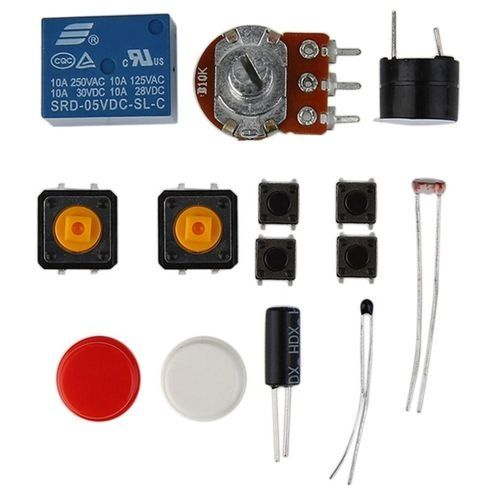 Generic project lcd starter kit for arduino uno r
