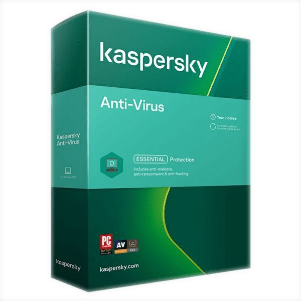Kaspersky Antivirus 1 1 User