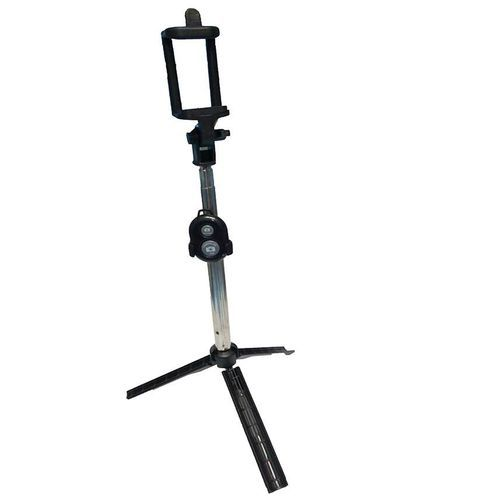 selfie booth bluetooth selfie stick with tripod stand black buy online jumia kenya. Black Bedroom Furniture Sets. Home Design Ideas