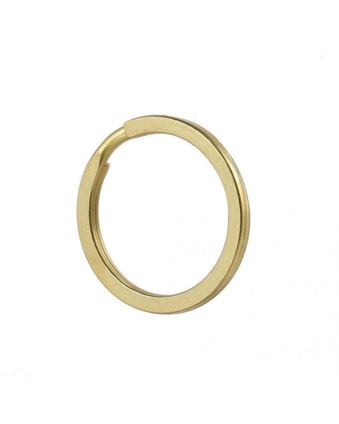 Magideal 10pcs 20 Mm Brass Split Key Rings Chain Bag ...