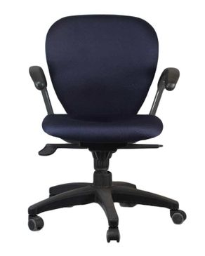 korea tgs 68 fabric low back swivel base office chair prices in