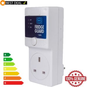 TV Guard Surge Safe Protection+ 4Way Extension