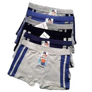 Essentials Boys 8-Pack Boxer Brief Briefs Stars And Stripes EU 104-110 CM