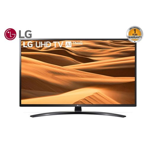 "65"" 65UM7450 Smart Ultra HD 4K LED TV - Black"