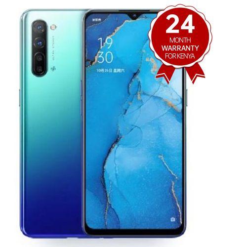 RENO 3, 6.4'', 8 GB + 128 GB, 4025 MAh (Dual SIM) - Auroral Blue