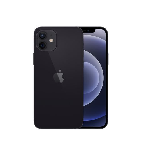 IPHONE 12 - 64GB - 4GB RAM - DUAL SIM - BLACK