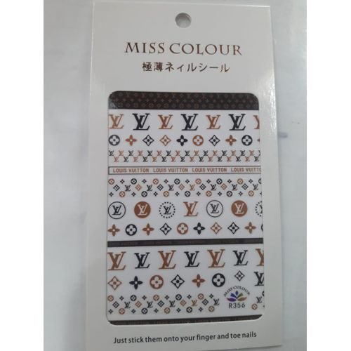 Nail Art Designer Stickers