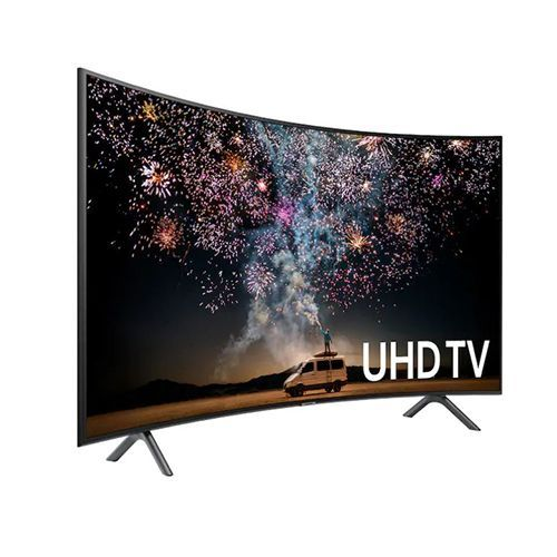 55 Inch Curved Smart 4K UHD TV -55RU7300 - Series 7 - Black