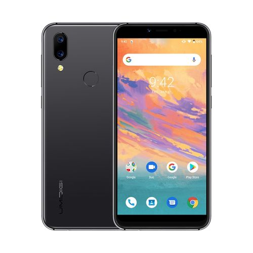 A3S, 2GB+16GB, 5.7 Inch Android 10, 3950mAh Battery, 4G Smartphone - Space Grey