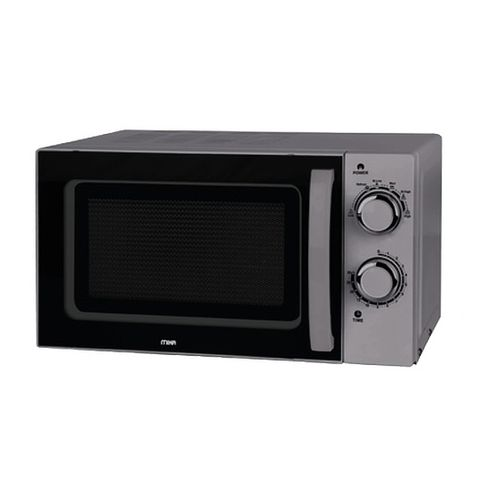 MMW2012/S - Microwave Oven, 20L, Manual, Silver