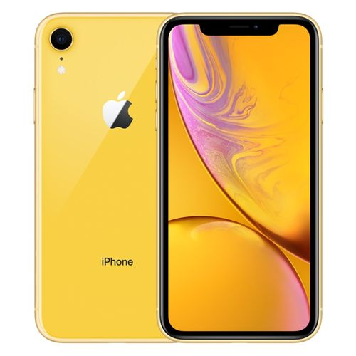 IPhone XR (Yellow 128GB ROM)
