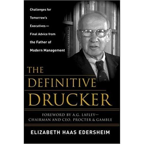 Definitive Drucker