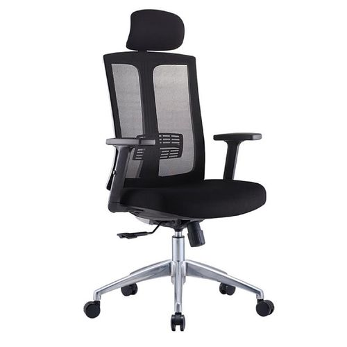 Generic Executive High Back Office Chair-Black @ Best