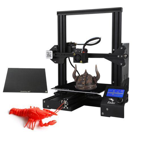 Creality 3D ender-3X Upgraded High-precision DIY 3D Printer