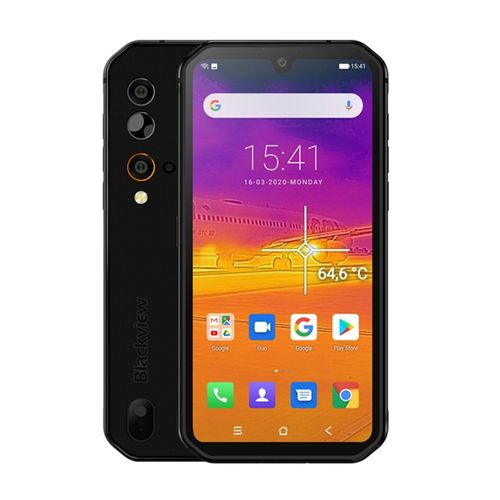 BV9900 Pro, 8GB+128GB, 5.84 Inch Android 9.0 Pie, 4G Smartphone - Grey