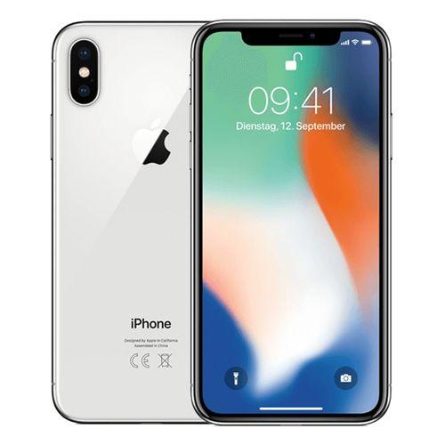 IPhone X - 5.8'' - 3GB RAM + 64GB ROM - (12MP + 12MP) + 7MP Smartphone - White