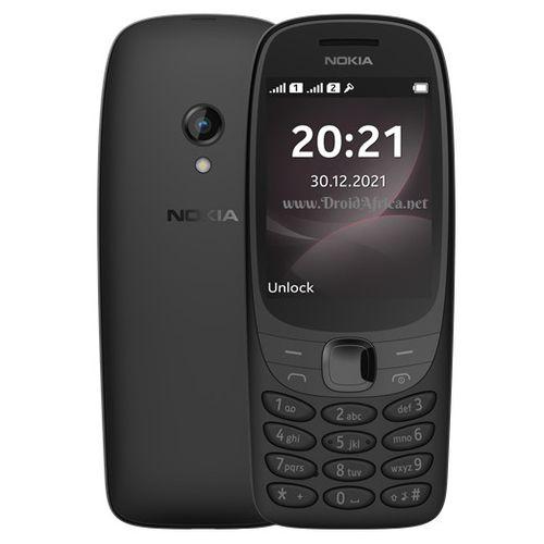 6310 (2021)//Dual Sim //1150mAh //FM Radio //MP3 Player //Kingsly -Black