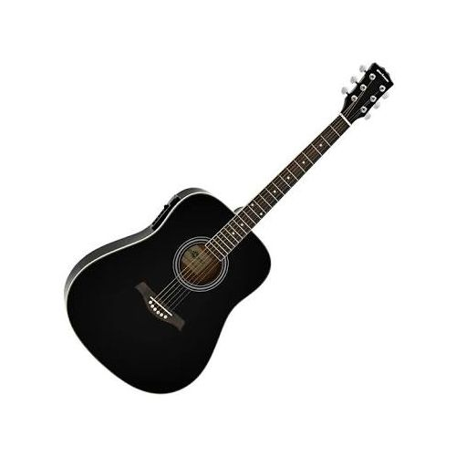 Memphis Semi Acoustic Guitar With Pick And Eq Black Best Price Online Jumia Kenya