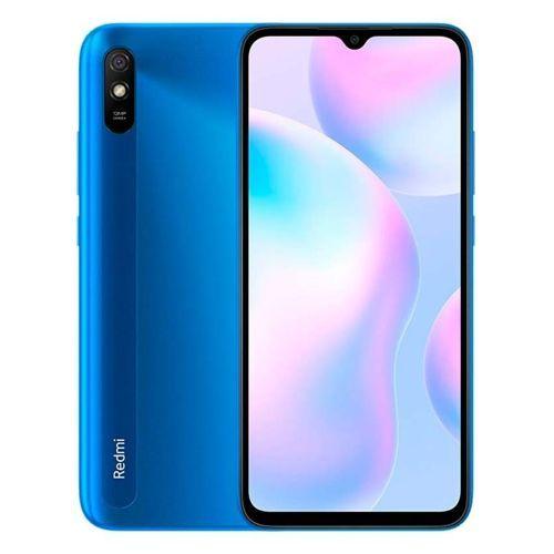 """Redmi 9A 6.53"""" 2GB RAM 32GB ROM 13.0MP 5000mAh 4G LTE Smartphone - Sky Blue"""