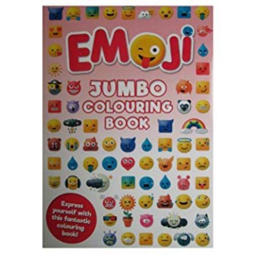 Emoji Jumbo Col Book