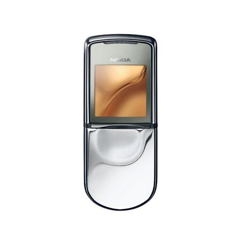 "8800 Sirocco 1.7"" 2MP Refurbished Mobile Phone-Silver"