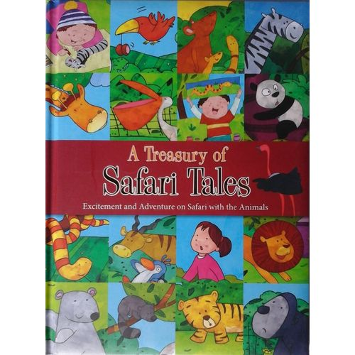 Treasury Of Safari Tales