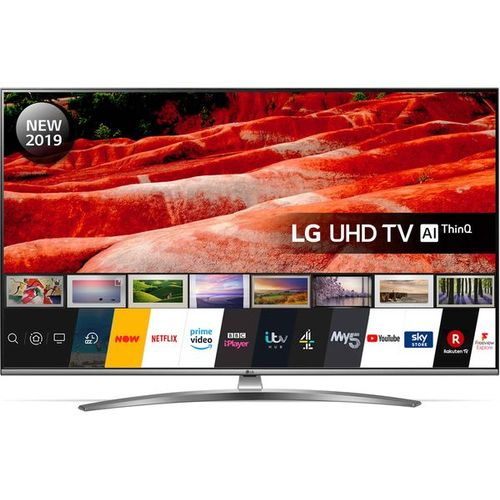43'' 4K ULTRA HD SMART TV, VOICE SEARCH, NETFLIX, TRUE COLOR UM7340-BLACK