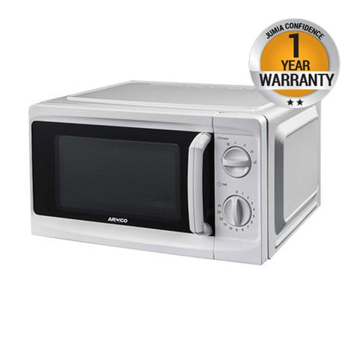 AM-MS2023(W), Microwave Oven 20L - White