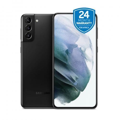 """Galaxy S21+ 5G - 6.7"""" - 256GB + 8GB - Dual SIM - Phantom Black"""