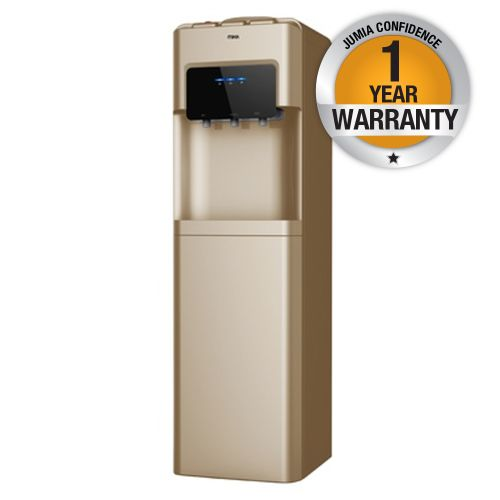 MWD2603/GBL -Water Dispenser,Hot,Normal & Cold-Gold & Black