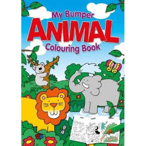 My Bumper Animal Colour