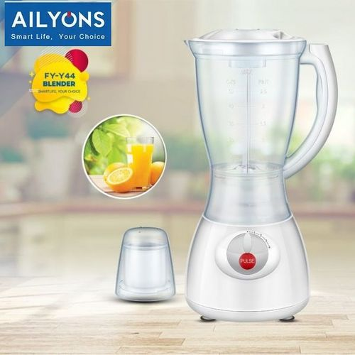 FY-Y44 White 2 In 1 Blender With Grinding Machine 1.5L