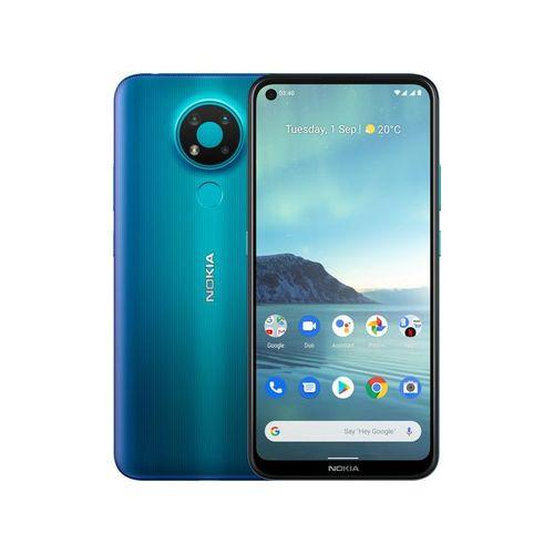 """Nokia 3.4, 6.39"""", 64GB + 4GB RAM (Dual SIM), 4000mAh,..."""