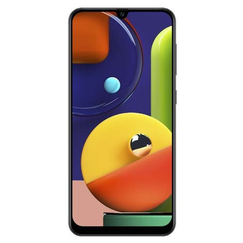 "Galaxy A50s, 6.4"", 6GB + 128GB (Dual SIM), Prism Crush Black"