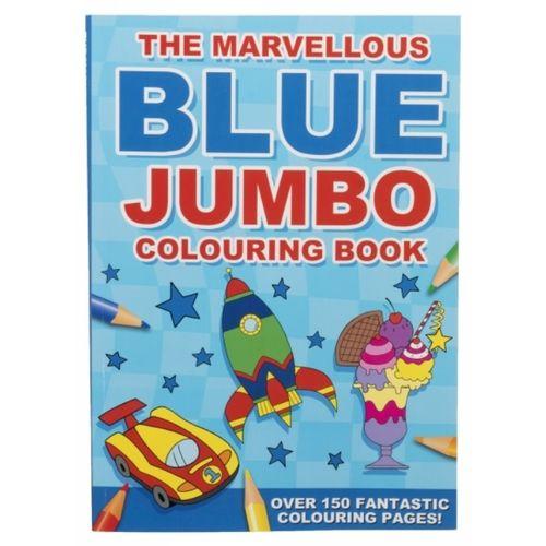 Marvellous Blue Jumbo Col