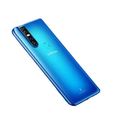 """S5 Pro, 6.53"""", 128GB + 6GB (Dual SIM), 4G, 4000mAh, Sea Blue"""