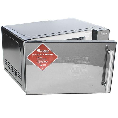 Ramtons RM/458 - Digital Glass Microwave, 700W - 20L