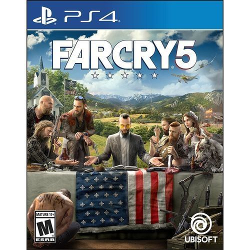 PS4 Game Far Cry 5