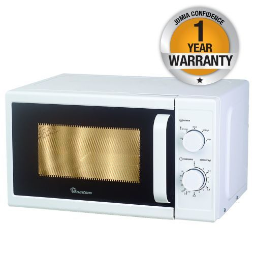 RM/328 - 20L Manual Microwave - White