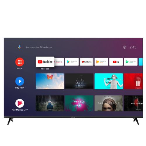 Infinix Televisions in Kenya 43 Full HD Frameless Android TV In-built Wi-Fi