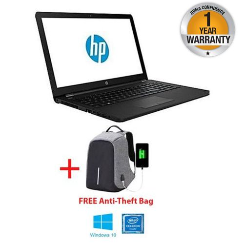 HP Laptop Ra008nia 15 Laptop Core I3 in Kenya 4GB RAM, 1TB HDD Windows 10