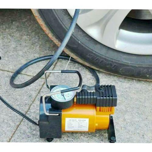 Portable Air Compressor Pump Tyre Inflator 150 PSI Leo