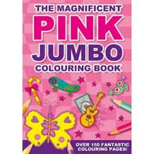 Magnificent Pink Jumbo Col