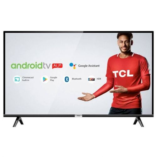 40'' FULL HD ANDROID TV,NEFLIX, DOLBY AUDIO S6500 SERIES-Black