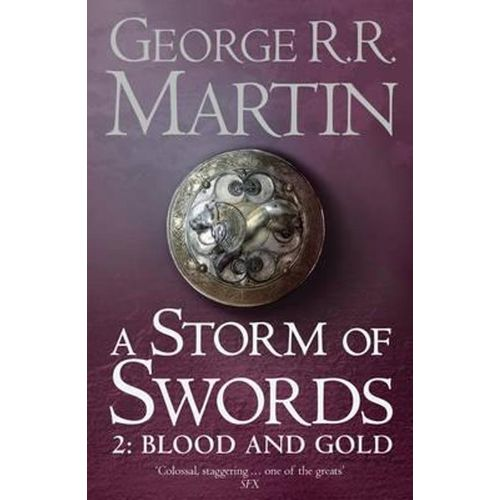 Storm Of Swords #2 Blood & Gol