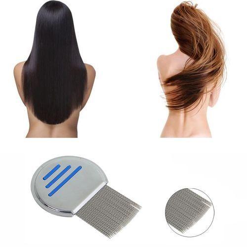 product_image_name-Eissely-Terminator Lice Comb Hair Rid Headlice Stainless Steel Metal Teeth-2