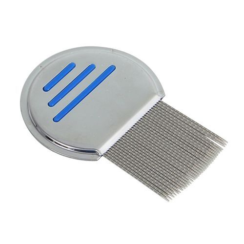 product_image_name-Eissely-Terminator Lice Comb Hair Rid Headlice Stainless Steel Metal Teeth-5