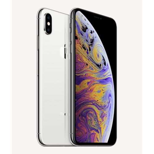 IPhone XS Max (Silver 256GB) 12MP+7MP Camera