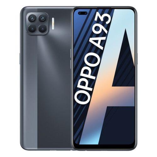 """A93, 6.4"""", 128 GB + 8 GB (Dual SIM), 4000 MAh - Black."""